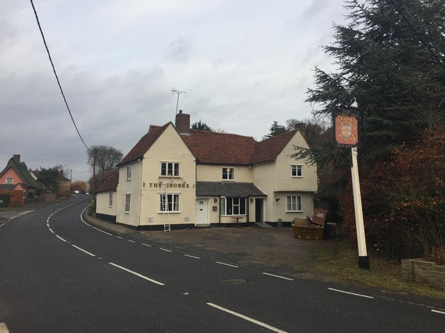 Shalford's The George Inn to reopen under new owners