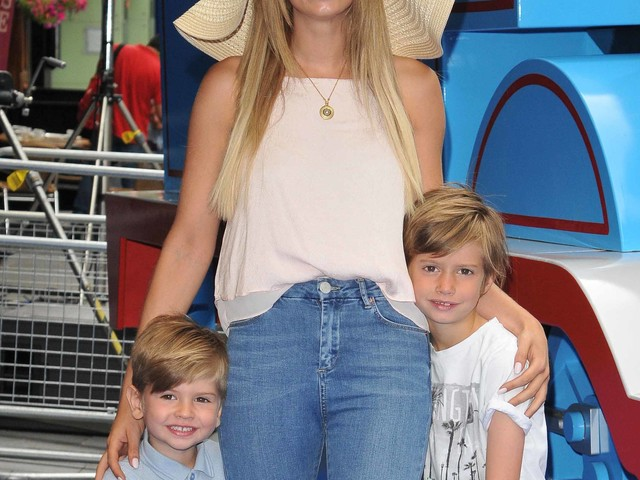 'It was awful': Stacey Solomon reveals she had to drag her children from an overturned car after freak car crash