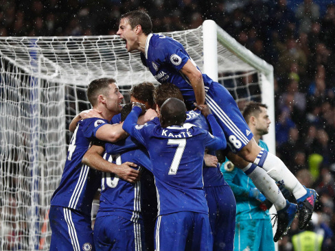 Chelsea's title pedigree key for Conte