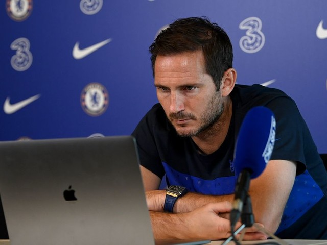 Lampard looking for 'right' mentality from Chelsea after midweek slip-up