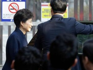 S. Korea's ousted leader to undergo questioning over scandal