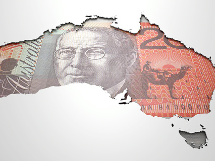 AUD/USD Bounces Off Support