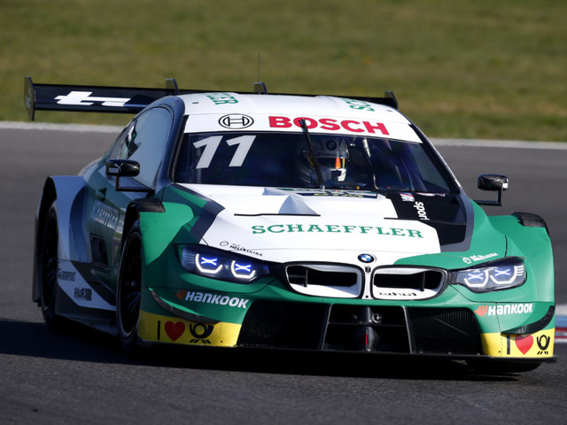 BMW Motorsport Completes Final Test ahead of 2019 DTM Season