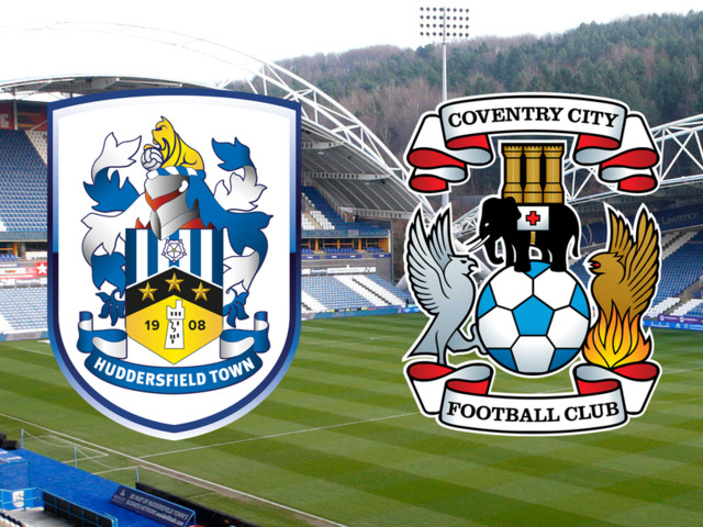 Huddersfield Town vs Coventry City LIVE updates from the John Smith's Stadium