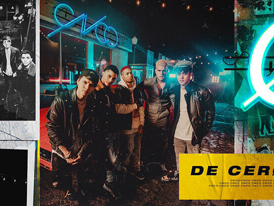 "CNCO Will Follow Up ""Pretend"" With New Single ""De Cero"""