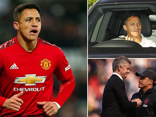 Manchester United agree Alexis Sanchez loan deal with Inter Milan