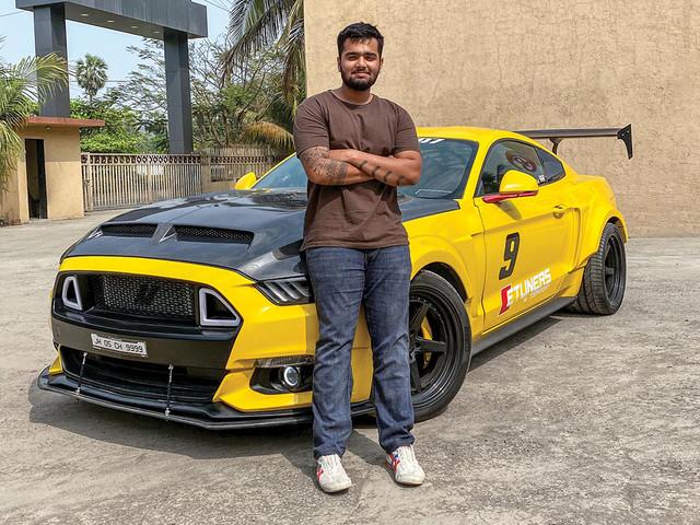 Me and my Cars: Arbaaz Sameer