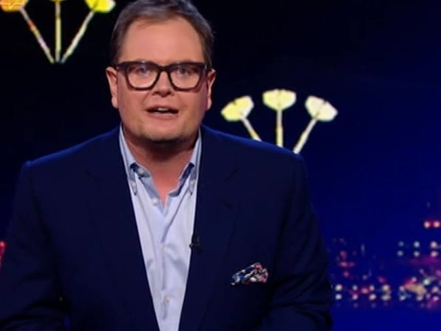 Alan Carr sparks chaos with savage Meghan Markle dig on Epic Gameshow