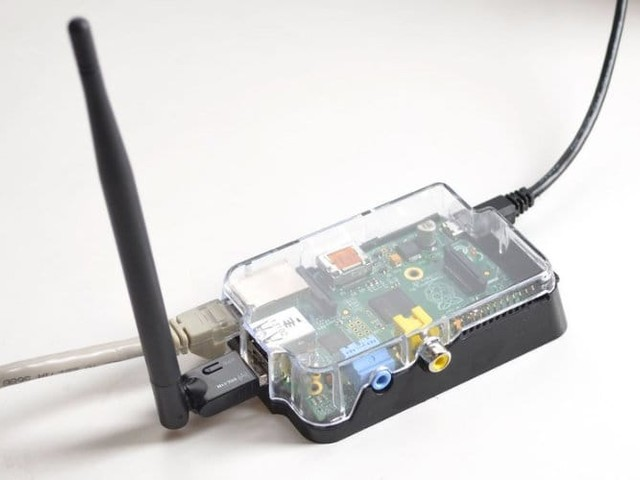 DIY Raspberry Pi Wireless Access Point Project