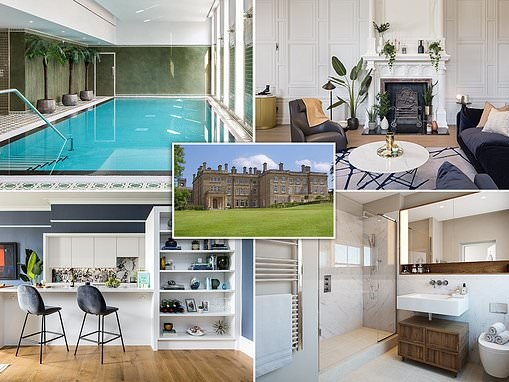 Stately home in Kent now luxe apartments and houses for sale