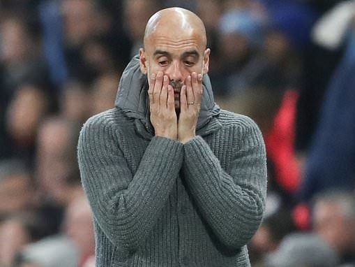 Pep Guardiola tells Manchester City players that European agony can spur them on