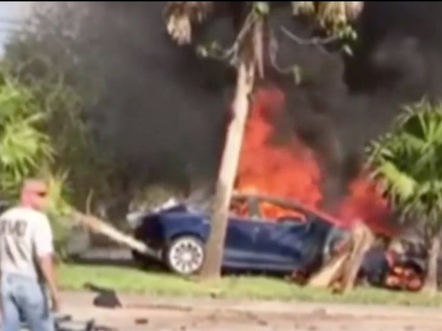 Federal government probes two fatal Tesla crashes in Florida as experts question Autopilot's advertising and capabilities