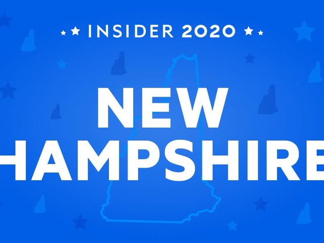 LIVE UPDATES: See the full results of the New Hampshire Democratic primary, which starts at midnight