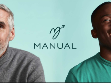 Manual raises £5M to build its 'wellbeing guide' for men