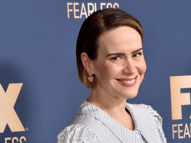 Sarah Paulson Will Star In 'American Horror Story' Season 10 After Taking Last Season Off
