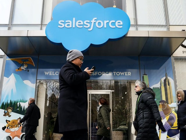 The 22 startups that Salesforce has bet on during the pandemic, including cybersecurity, commerce, and sales engagement firms