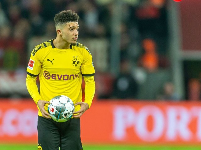 Liverpool ain't no fools, want in on £100m Sancho party, too — report