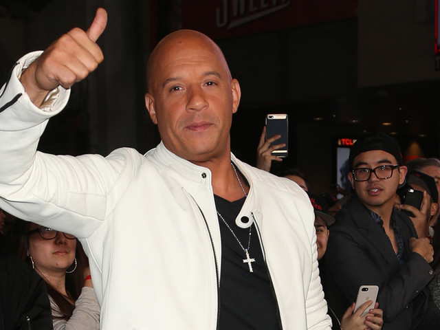 Vin Diesel Makes Surprise Rapping Debut at Billboard Latin Music Awards 2017 - Watch Here!