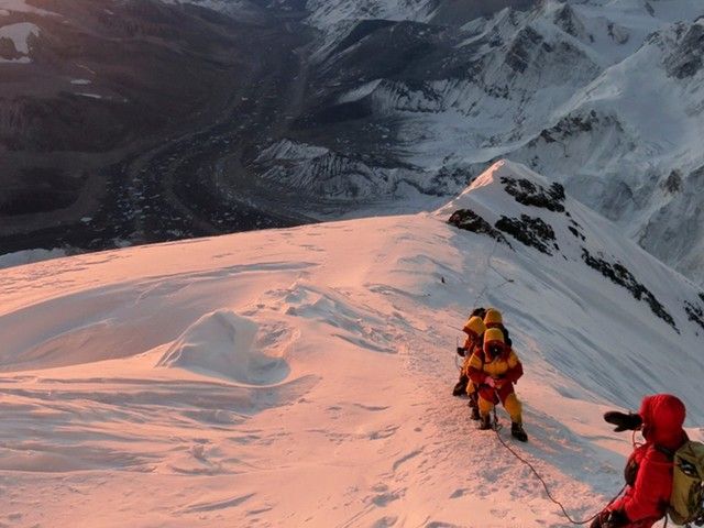 What happens to your body in Mount Everest's 'Death Zone' where 11 people died in the past week