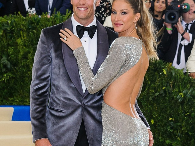 Tom Brady & Gisele were finally admitted to exclusive club after two years