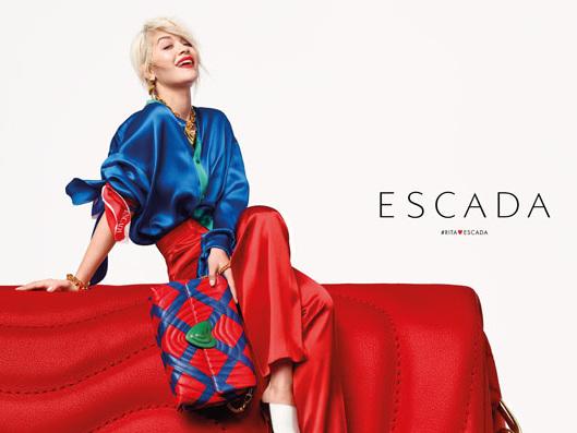 Rita Ora for Escada Spring 2019