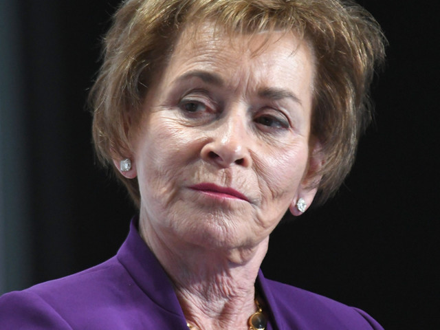 Judge Judy Doesn't Negotiate With CBS, Because Her Demands Are Always Met