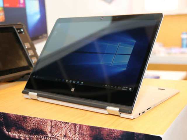 Skyworld Windows 10 Convertible Laptop With Intel Gemini Lake Processor Unveiled