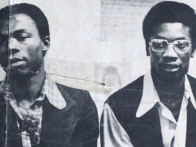 'Oval Four' men cleared nearly 50 years after convictions