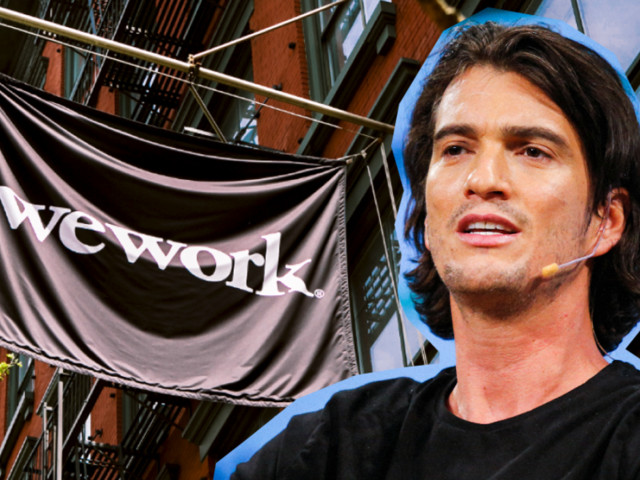 WeWork could cause a disaster for New York City's real-estate market