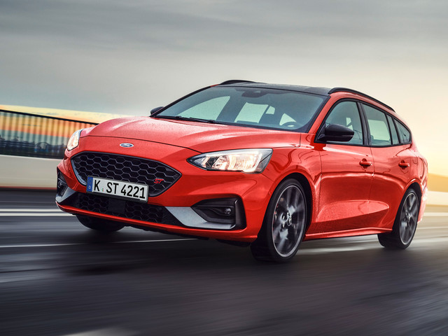 2019 Ford Focus ST estate priced from £30,595