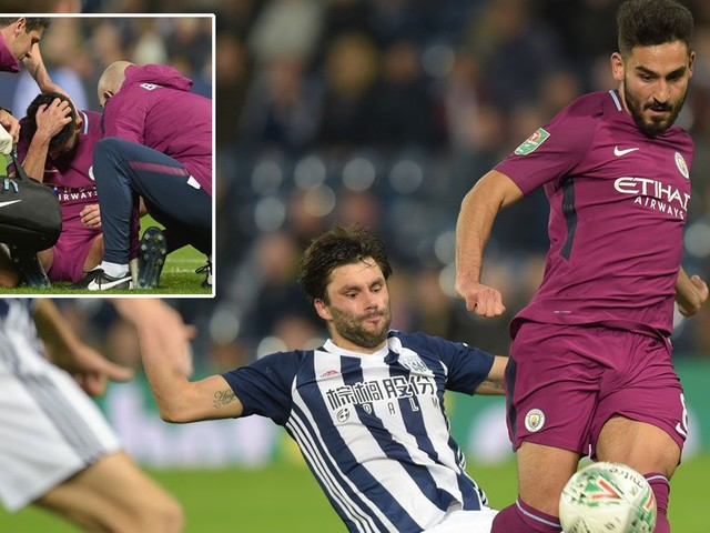 Ilkay Gundogan expected back in training within days after tests show latest injury is not serious
