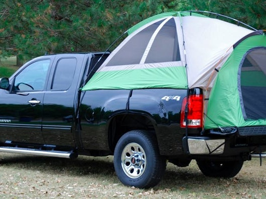 The best truck-bed tents