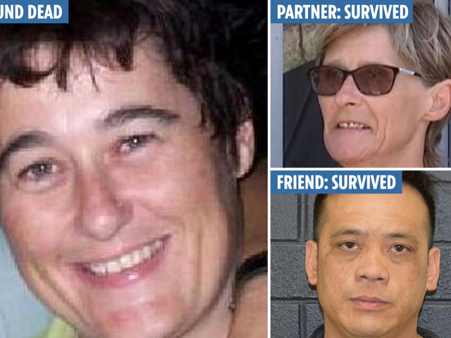 Third Outback hiker found dead after miracle rescue of two pals who survived for two weeks in 40C heat
