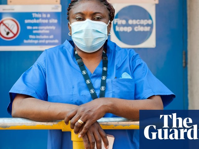 'You have to take action': one hospital cleaner's journey through the pandemic
