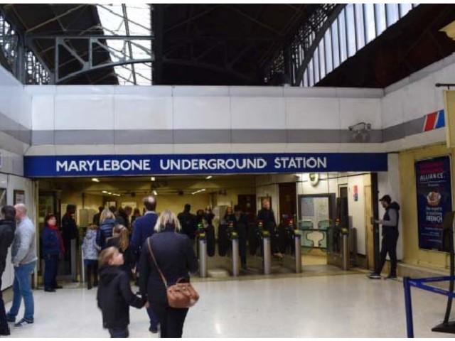 Upgrade plans for Marylebone tube station announced