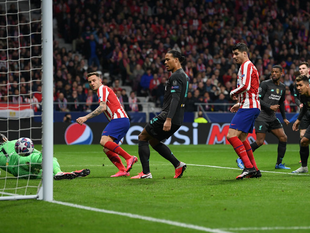 Welcome to Anfield, Atletico: Klopp is excited for second leg despite defeat in Madrid