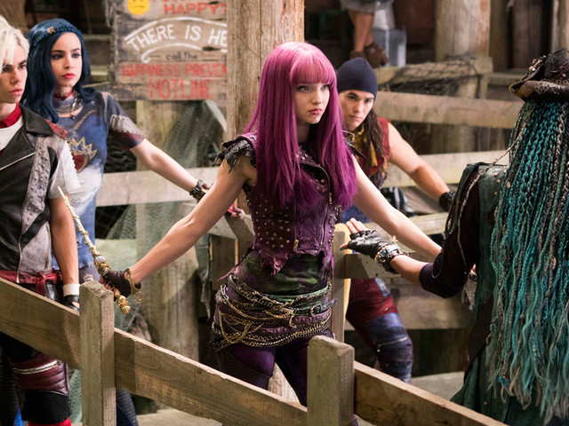 'Descendants 2' Rises to 21 Million Viewers in Delayed Viewing