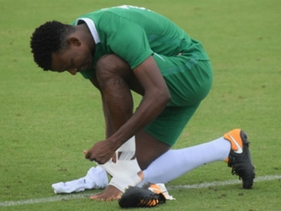 Afcon 2019: Shehu Abdullahi may miss rest of Nigeria campaign with hamstring injury