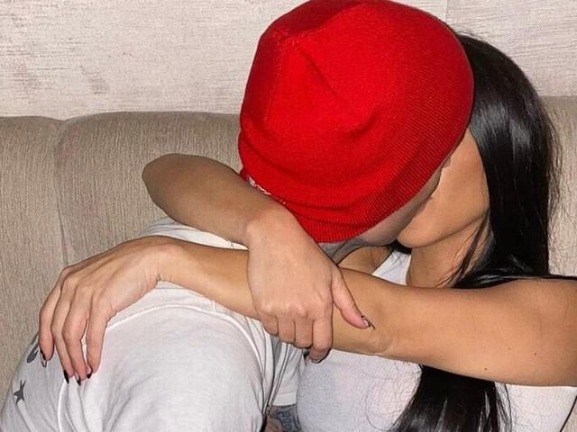 Kourtney Kardashian 'doesn't care' about 'hiding' affection for Travis Barker