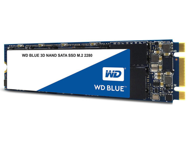 WD Blue 3D NAND SATA SSD review: One of the fastest TLC drives you can buy