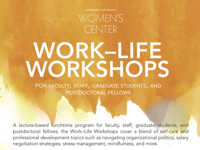 'Women in the Workplace: Leading from Strengths' March 28