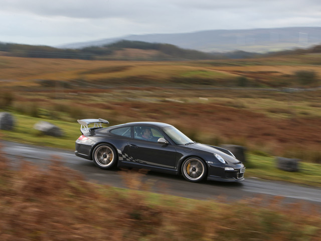 Porsche's greatest hits: driving a 997 GT3 RS