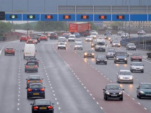Man 'critical'after falling from Aston Expressway bridge