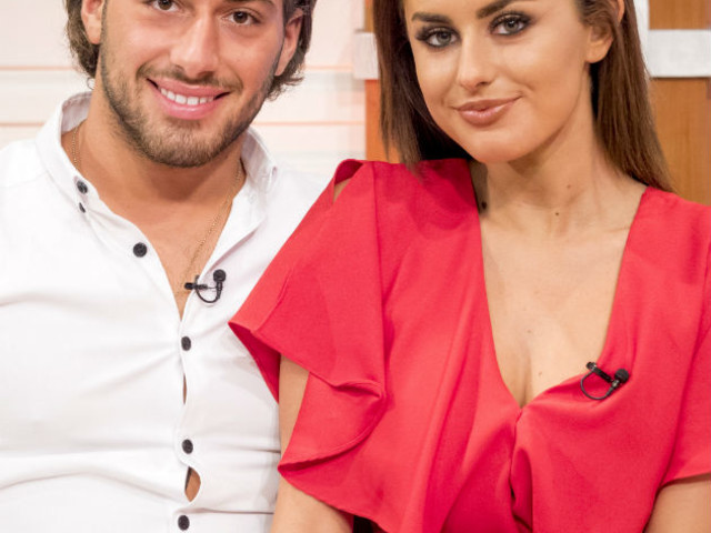 Love Island's Amber Davies sparks rumours she's already ENGAGED to Kem Cetinay