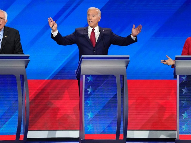 7 standout moments from the third Democratic debate in Houston
