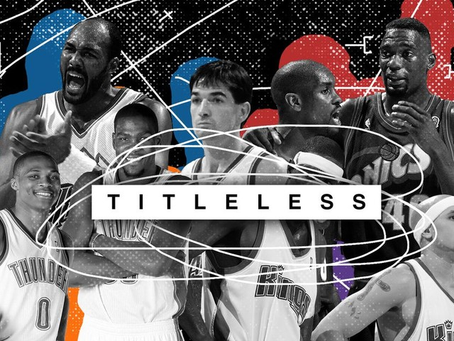 TITLELESS: Who was the best NBA team to never win a title?