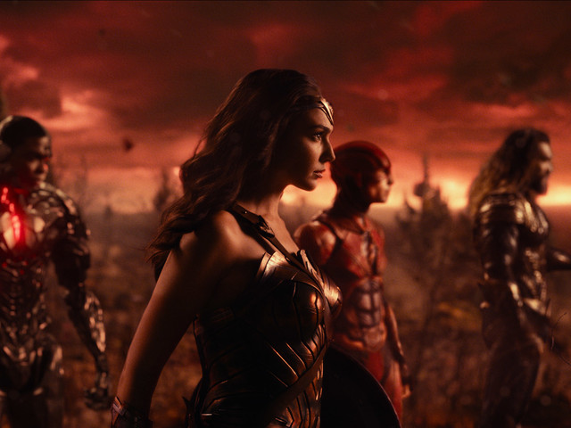 'Justice League': 60 New Images Show the Heroes Ready to Do Battle