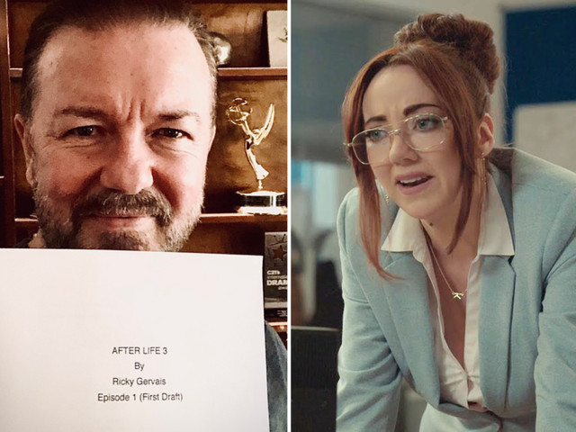 Ricky Gervais' After Life season 3 will leave fans 'laughing and crying' as Diane Morgan teases final series