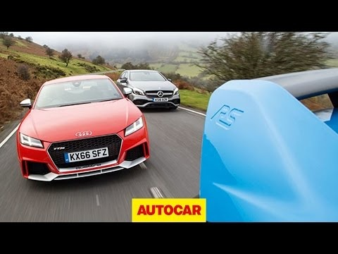 Audi TT RS Coupé long-term review