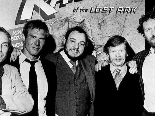 Photo of the Day - Stars Assemble For Raiders of the Lost Ark UK Premiere